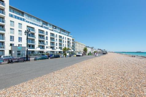 Beach Residences, Marine Parade, Worthing. 2 bedroom apartment for sale