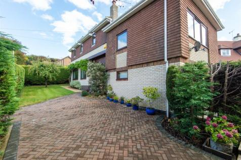 West Way, High Salvington, Worthing. 4 bedroom detached house