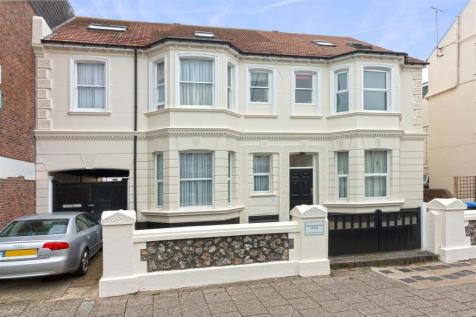Winterbourne House, Rowlands Road, Worthing. 1 bedroom flat
