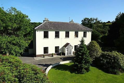 Bethlehem, Llandeilo, Carmarthenshire. 7 bedroom detached house