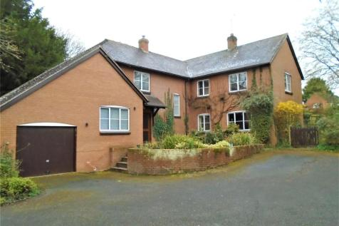 Orleton, Ludlow, Herefordshire. 4 bedroom detached house