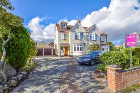 Southbourne Grove, Westcliff-on-sea, Essex. 5 bedroom semi-detached house for sale