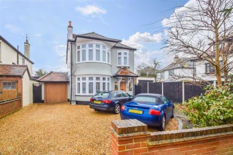 Second Avenue, Westcliff-on-sea, Essex. 5 bedroom detached house for sale