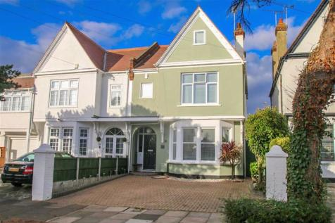 Second Avenue, Westcliff-on-sea, Essex. 5 bedroom semi-detached house for sale