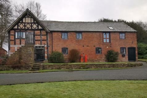 Luntley Court, Pembridge, Hereford, HR6 9EH. 3 bedroom barn conversion