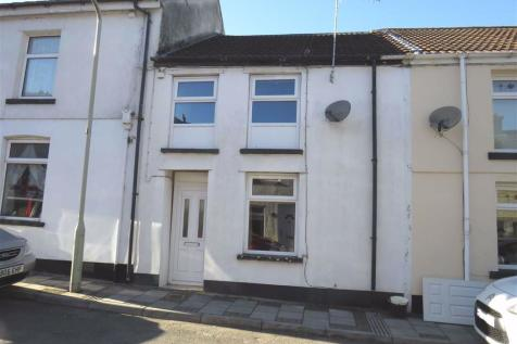 Britannia Street, Porth. 3 bedroom terraced house