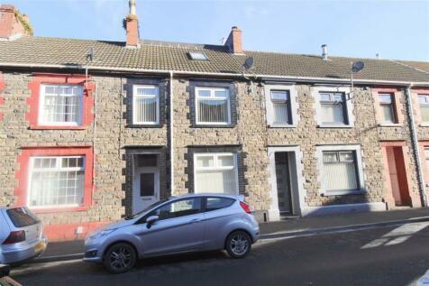 Hurford Street, Pontypridd. 4 bedroom terraced house
