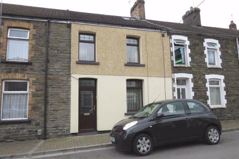 Sheppard Street, Pontypridd, RCT. 3 bedroom terraced house