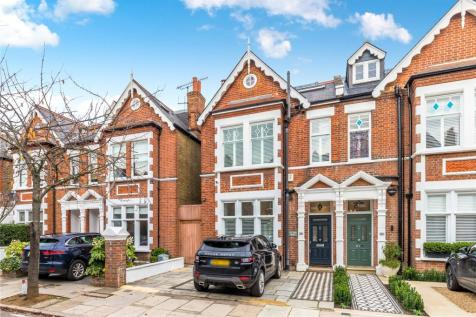 Priory Road, Kew, Surrey, TW9. 5 bedroom semi-detached house for sale