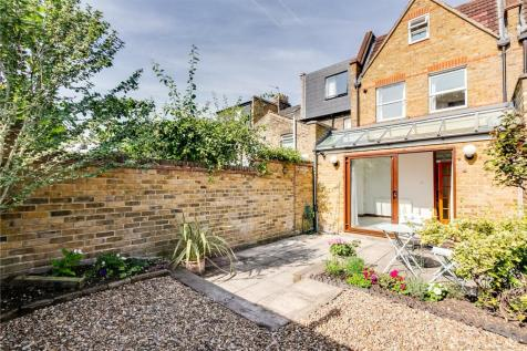 Sandycombe Road, Richmond, Surrey, TW9. 1 bedroom terraced house