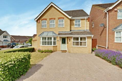 Markham Road, Cheshunt, EN7. 4 bedroom detached house for sale