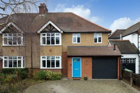 Lancaster Road, St. Albans. 4 bedroom semi-detached house for sale
