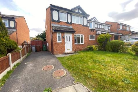 Hawksmore Close, CH49. 3 bedroom detached house