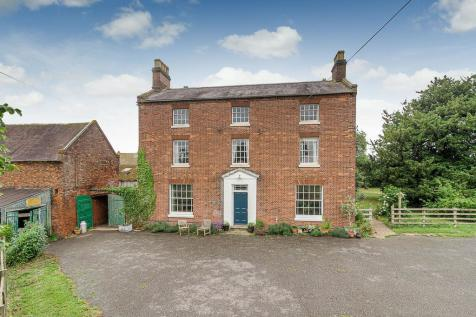 Highfields Farm, Clifton Lane, Clifton Campville, Tamworth. 6 bedroom house