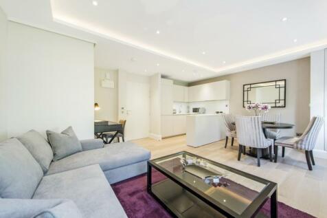 St. Stephens Gardens, London, W2. 2 bedroom apartment