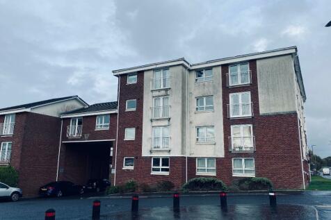 Eaglesham Road, Hairmyres, East Kilbride, G75. 2 bedroom flat