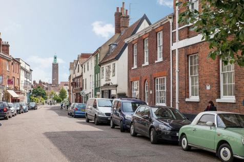 Upper St. Giles Street, Norwich. 3 bedroom apartment