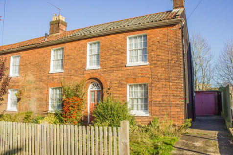 Victoria Street, Norwich NR1. 4 bedroom semi-detached house for sale