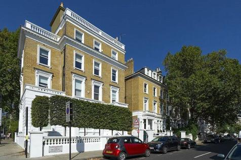 Wetherby Gardens, London, SW5. 4 bedroom apartment for sale