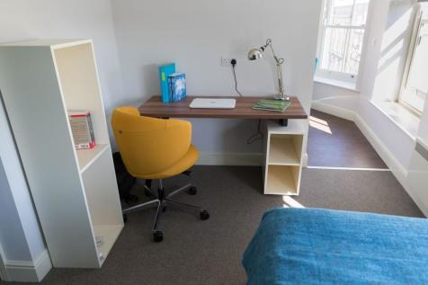 Wood Street Studios, Huddersfield Central. Studio flat