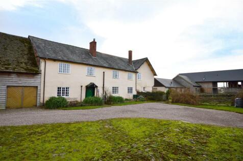 Eardisley, Hereford. 7 bedroom character property for sale
