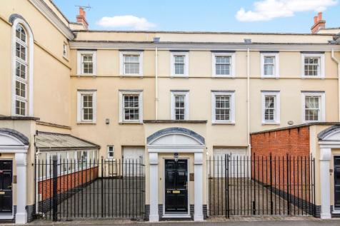 The Ropewalk, Nottingham, Nottinghamshire, NG1. 4 bedroom town house for sale