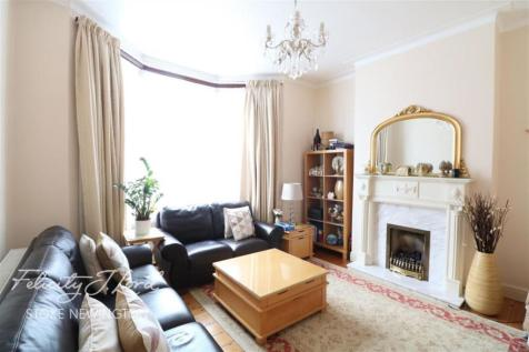 Bayston Road N16. 4 bedroom terraced house