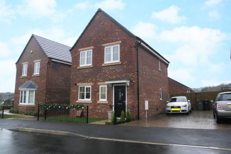DUDLEY, RUSSELLS HALL, Spring Pool Meadow. 3 bedroom detached house for sale
