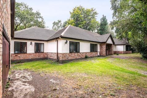 Vale Avenue, Bourne Vale, Streetly. 5 bedroom bungalow