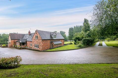 Withy Hill Road, Sutton Coldfield. 4 bedroom smallholding