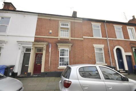 Crompton Street, Derby. 4 bedroom terraced house
