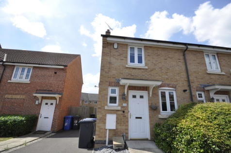 Alonso Close, Chellaston, Derby. 2 bedroom semi-detached house