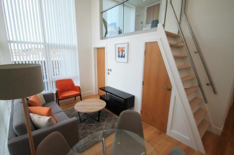 Park Street West, Luton. 1 bedroom apartment