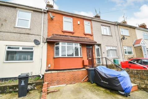 Kingshill Road, Swindon, Wiltshire, SN1. 4 bedroom terraced house for sale