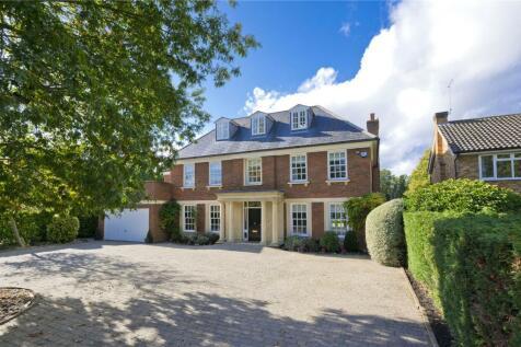 Ashley Park Avenue, Walton-on-Thames, Surrey, KT12. 7 bedroom detached house