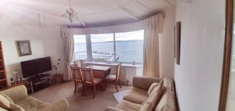 Bay Fort Mansions  Torquay. 1 bedroom apartment