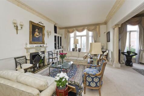Campden Hill Road, Kensington, London, W8. 5 bedroom apartment for sale