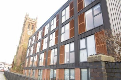 118 - 124 Edge Lane, Liverpool. Studio flat