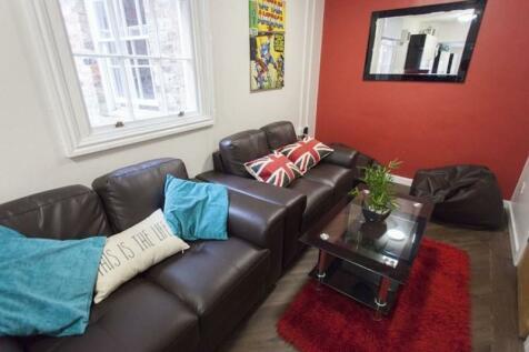 79 Mount Pleasant Street, Liverpool. 7 bedroom flat