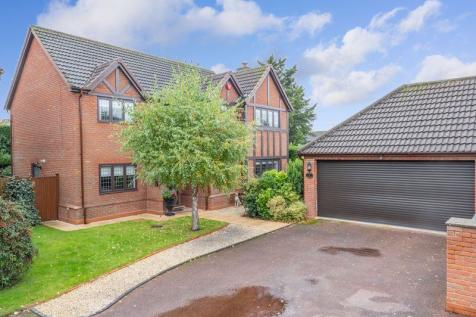 Beech Close, Stratford-Upon-Avon. 4 bedroom detached house for sale