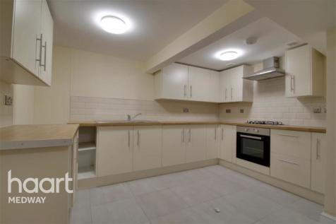 Delce road, Rochester, ME1. 1 bedroom flat