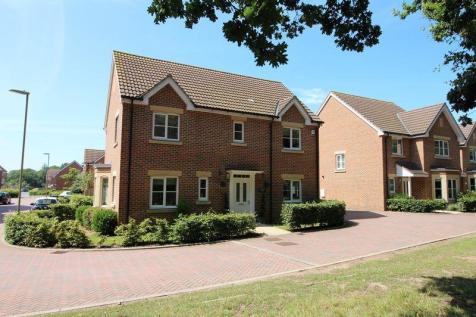Jerram Place, Sarisbury Green. 4 bedroom detached house