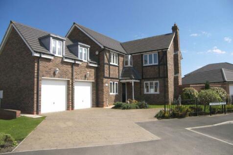 Carnoustie Close, Ashington. 5 bedroom detached house for sale