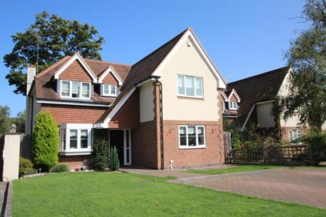 Alexander Close, Finchampstead, Wokingham, Berkshire, RG40. 4 bedroom detached house for sale