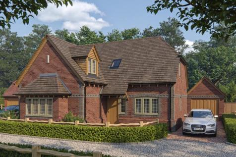 The Shires, Wokingham, Berkshire, RG41. 4 bedroom detached house for sale