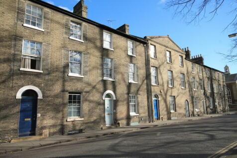 Emmanuel Road, Cambridge. 1 bedroom house share