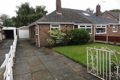 Heathwood Grove, Paddington, Warrington. 2 bedroom bungalow