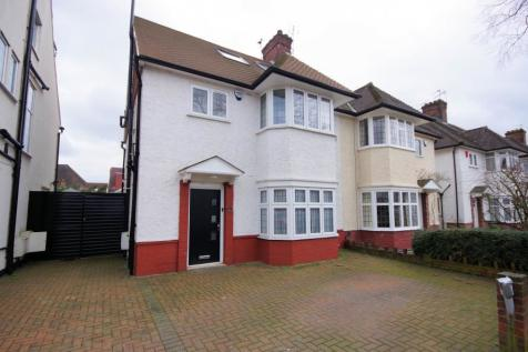 ST PAULS WAY, FINCHLEY, N3. 4 bedroom semi-detached house for sale