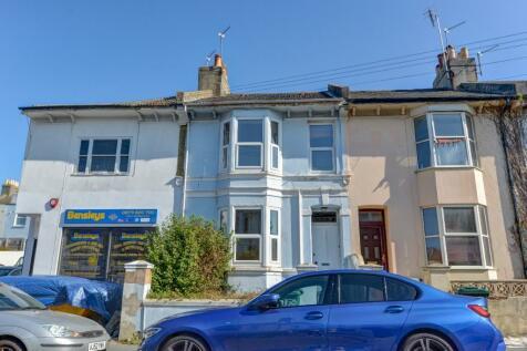 De Montfort Road, BN2. 5 bedroom terraced house