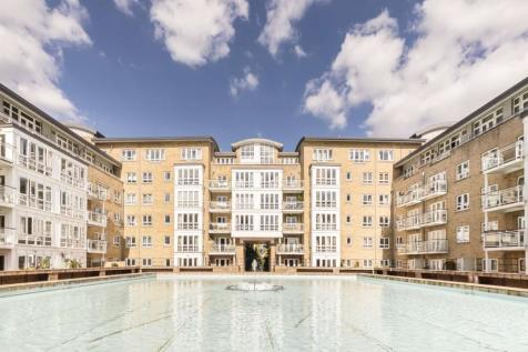 St. Davids Square, Canary Wharf. 1 bedroom flat